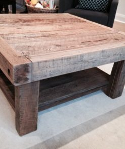 Reclaimed Barnboard Coffee Table - 1 - Woodify