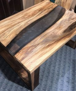 Elm Resin Coffee Table - Woodify
