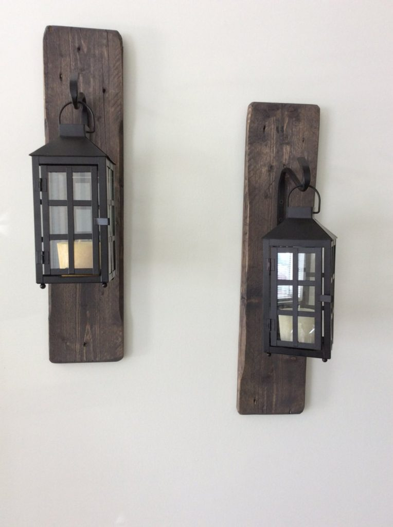 Rustric Reclaimed Wood - Lighting - Woodify