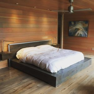 Industrial-Style-Barnwood-Bed-Frame-4-Woodify