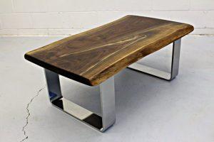Live-Edge-Black-Walnut-Coffee-Table-with-Chrome-Legs-1-Woodify