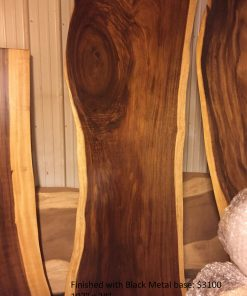 Wood Slabs in Stock - No base from Woodify Canada