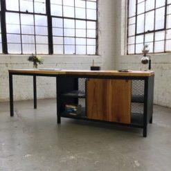 Draper Desk - Pine - Woodify