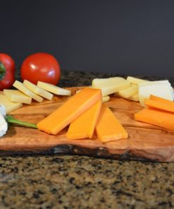 Cheese Board 100% Natural Olive Wood Hand made Food Safe - woodify 1