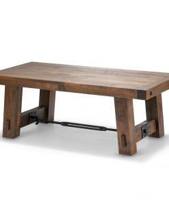 Turnbuckle Coffee Table - Woodify