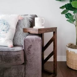 Sofa Side Table - Accent Furniture - Woodify Canada