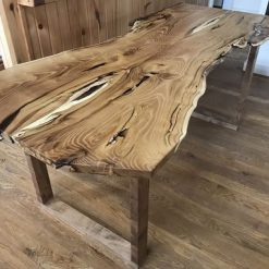 Live Edge Black Locust Table - Woodify 3