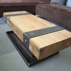 Lowboy Coffee Table - Woodify