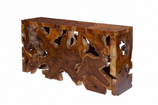 Teak Root Accent Table - Woodify Canada