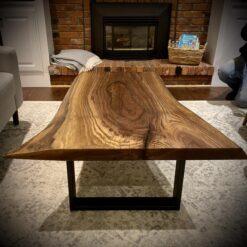 Custom Made Coffee Tables from Woodify Canada