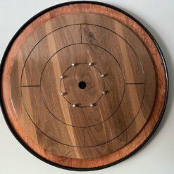 Custom Made Crokinole Gameboard - Woodify Canada