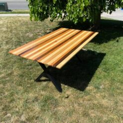 fiverwoods - patio table - Woodify Canada