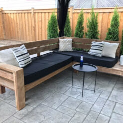 Applewood Custom Made Patio Furniture - Woodify Canada
